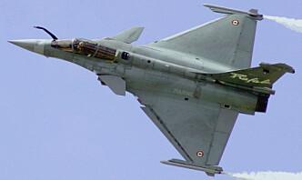 Hellas kjøper franske jagerfly