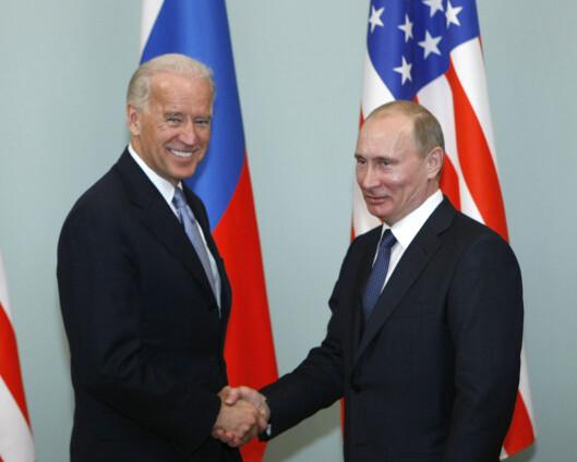 Kreml: USA og Russland enige om å forlenge atomvåpenavtale