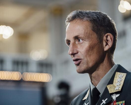 Natos forsvarssjefer møtes i dag