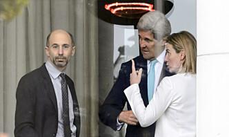 Biden vil ha Robert Malley som Iran-utsending