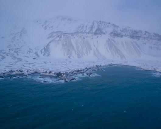 To forsvarsansatte omkom i snøskred på Jan Mayen