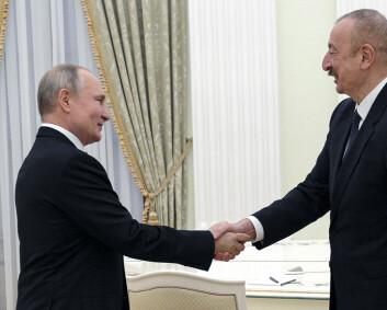Tyrkia og Russland skal overvåke våpenhvilen i Nagorno-Karabakh