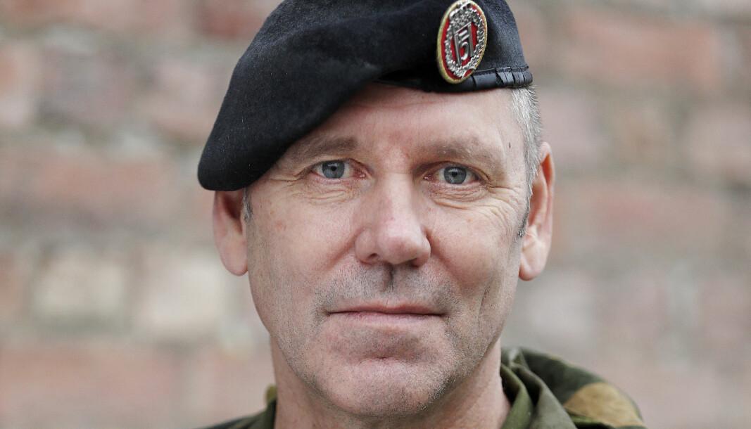 Generalløytnant Yngve Odlo er ny sjef for Forsvarets operative hovedkvarter.