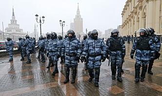 – Så lenge regimet er villig til å knuse noen skaller, sitter det trygt