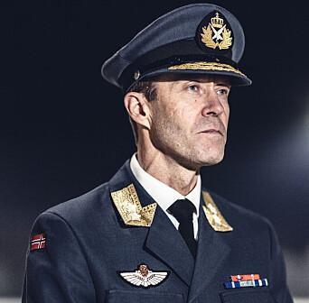 Sjef for Cyberforsvaret, Inge Kampenes.