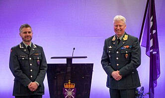 Grosch blir ny bataljonssjef i Cyberforsvaret