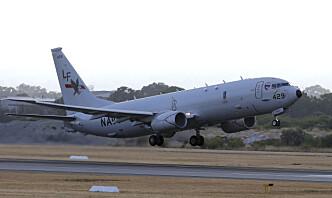 Fredag begynte produksjonen av norske P-8