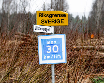 Det svenske politiet har bedt om bistand fra Försvarsmakten