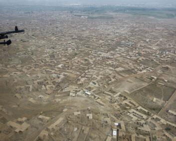 Afghanistan-vaksiner i rute