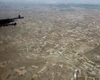 Nytt smittetilfelle blant nordmenn i Afghanistan
