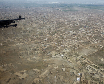 Aftenposten: Taliban-medlemmer har flyttet inn på Norges ambassade i Kabul