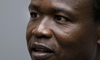 Tidligere barnesoldat og krigsherre dømt for krigsforbrytelser