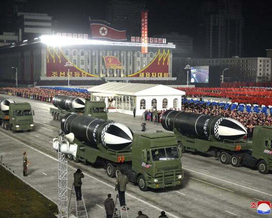 Eksperter tror ikke Biden vil «ta en Trump» med Nord-Korea