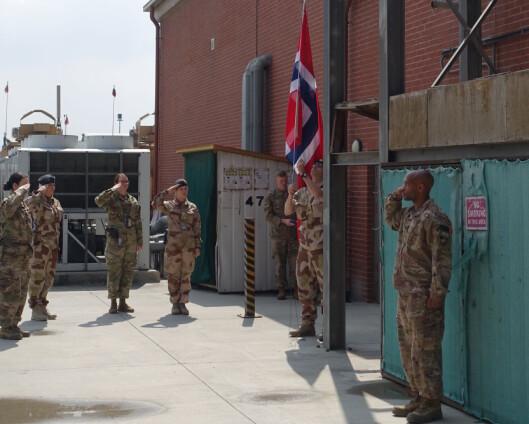 VG: Forsvarets personell i Afghanistan vil bli vaksinert mot korona