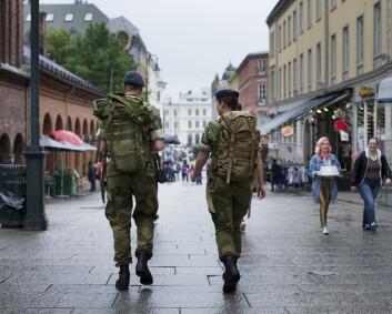 – De som sliter psykisk blir sett på som et problem av Forsvaret