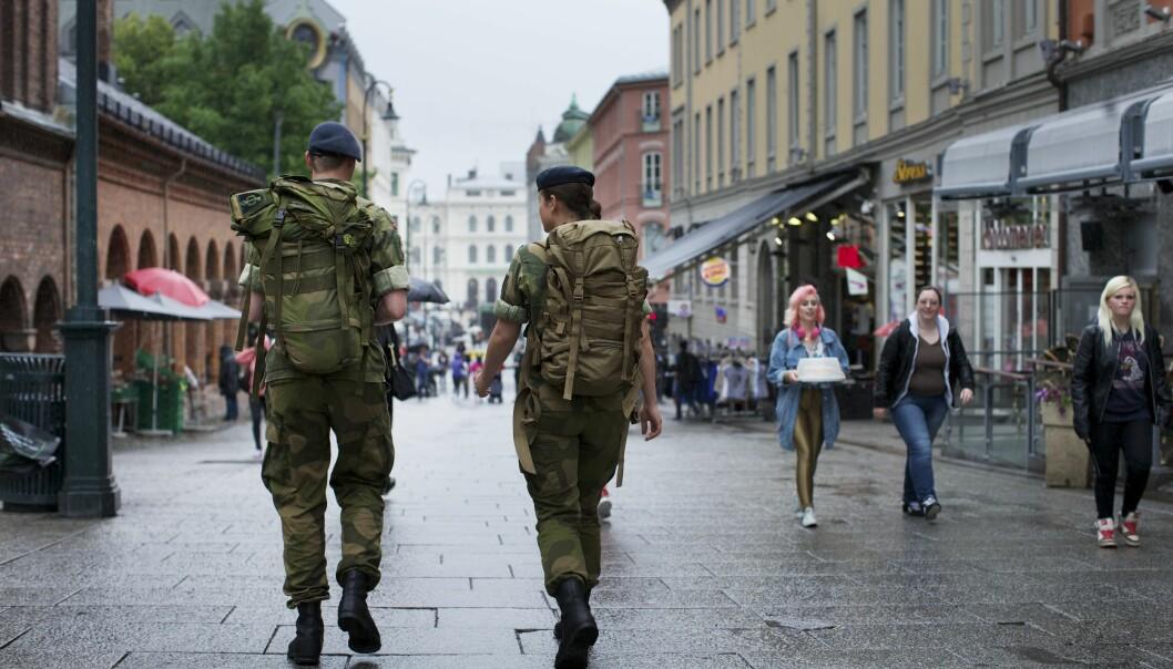Flere i Forsvaret frykter konsekvensene ved at de er åpne om psykiske problemer, skriver Brage Bolstad-Andreassen.