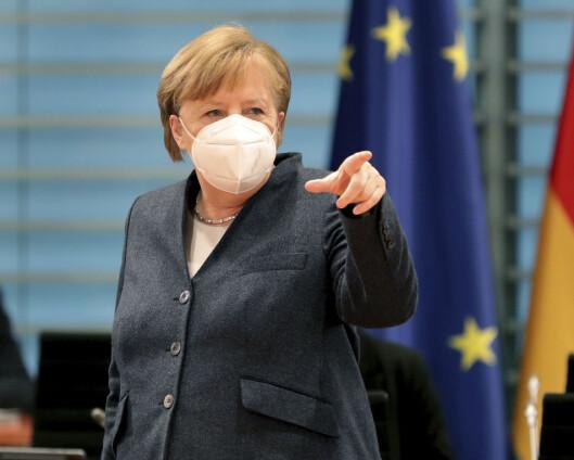 Tyskland rapporterer rekordhøy økning av forsvarsbudsjettet