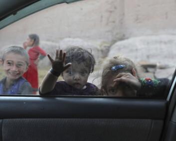 Frykten rår i Afghanistans hovedstad