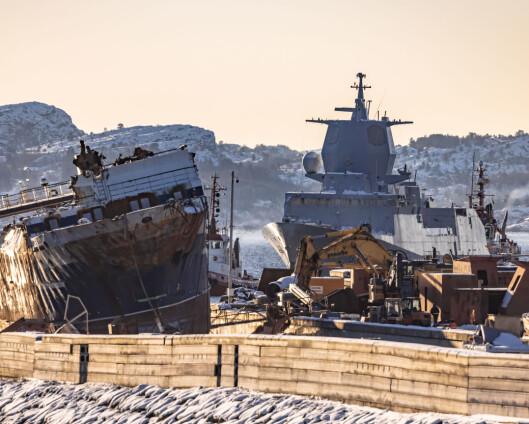 Ingstad-forliset: – Et skremmeskudd til resten av flåten