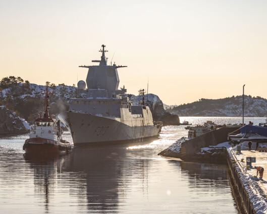 850 millioner ekstra til forsvarsbudsjettet