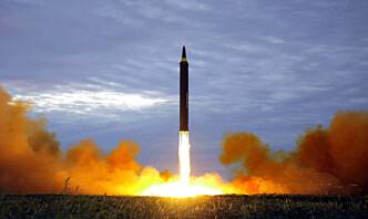 FN: Nord-Korea og Iran gjenopptok forsvarssamarbeid i 2020