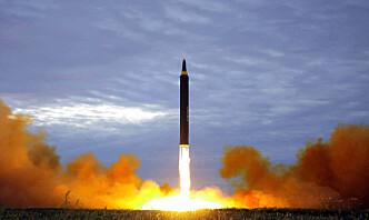 Nord-Korea finansierte atomprogram med stjålet kryptovaluta