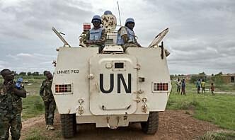 Korona-smitte i FN-misjon: Halvparten er norske