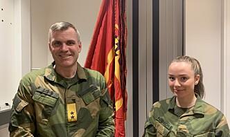 Forsvaret gjør bind og tamponger tilgjengelig og gratis for soldatene