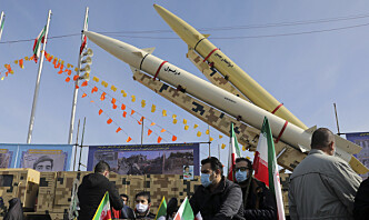 Russland ber Iran vise tilbakeholdenhet etter produksjon av uranmetall
