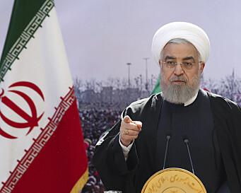 Medier: Israel angrep iransk skip i Rødehavet