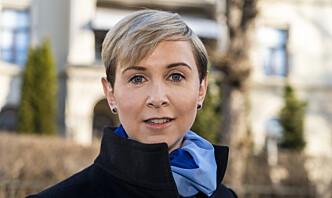 Sofie Nystrøm er ny direktør i Nasjonal Sikkerhetsmyndighet