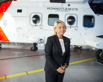 Regjeringen vil opprette ny helikopterbase i Tromsø