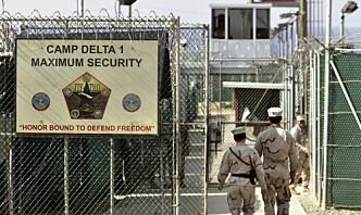 Biden vil stenge Guantanamo-leiren