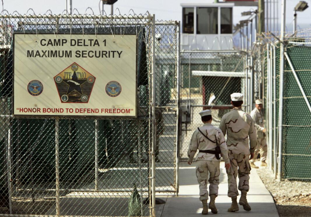 MILITÆRDREVET: President Joe Biden har startet en gjennomgang av amerikanernes fangeleir ved Guantanamo på Cuba med mål om å stenge den i sin presidentperiode.