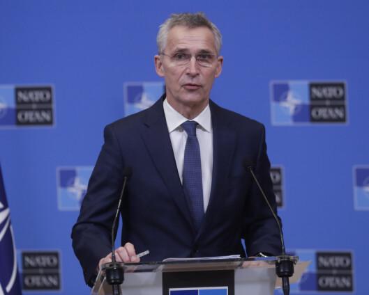 Dette er Stoltenbergs visjon for Nato