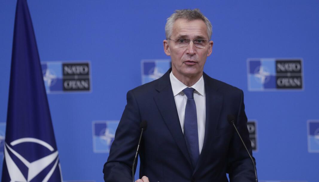 Jens Stoltenberg vil ha et Nato som samarbeider på flere områder enn i dag og som har et betydelig større felles budsjett.