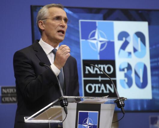 – Nato og EU må unngå revirkamp