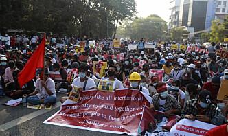 Telenor motsetter seg lovforslag fra militærjuntaen i Myanmar