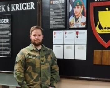 TMBN-Terje sverger til NRK klassisk til frokost, Radio Rock i bilen og pulverkaffe på øvelse