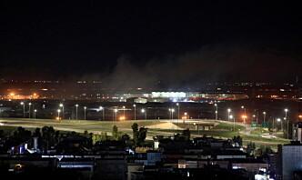 USA fordømmer rakettangrep mot Arbil i Nord-Irak