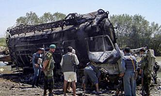 Tyskland fikk medhold i EMD for gransking av luftangrep i Afghanistan
