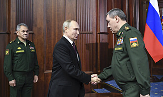 - Noen få soldater på Værnes er ingen trussel for Russland