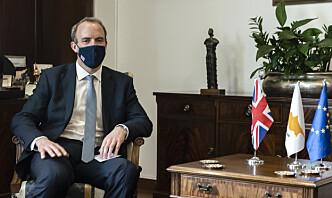 Storbritannia vil ha våpenhviler for å sikre vaksineleveranser