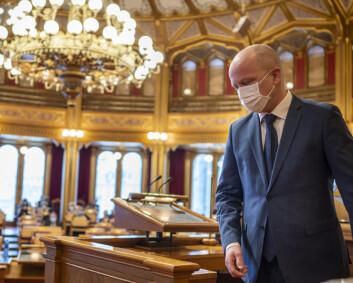 Senterpartiet advarer mot naivitet overfor russiske og kinesiske oppkjøp i Norge