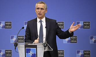 VG: Ekstraordinært Nato-møte om Ukraina og Afghanistan