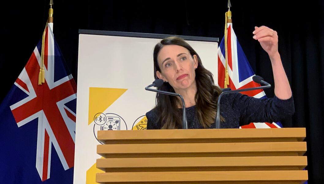 Statsminister Jacinda Ardern sier innsatsen til newzealandske soldater i Afghanistan ikke vil bli glemt.