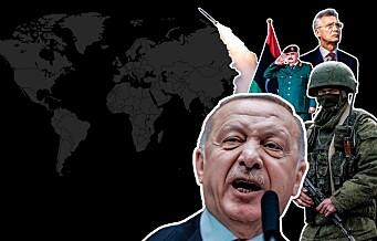 Splittelsene i Nato