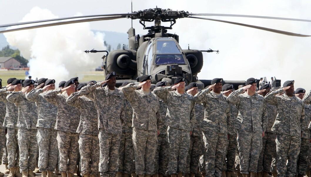 En tredel av personalet i det amerikanske militæret takker nei til koronavaksine, anslår en generalmajor.