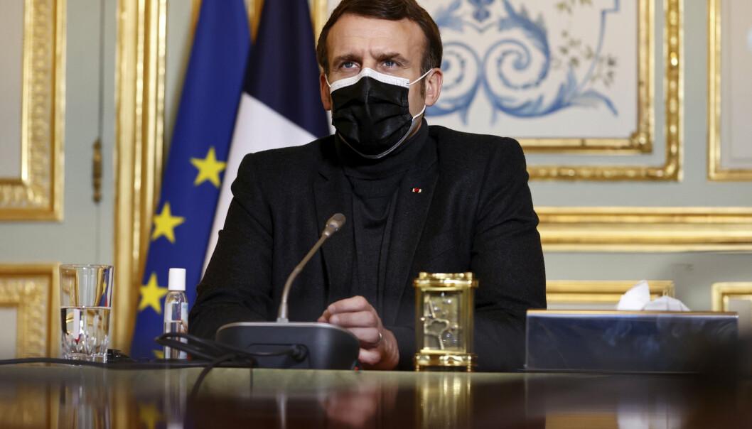 President Emmanuel Macron har forsøkt å rydde opp i forholdet mellom Frankrike og Rwanda, men den nye avsløringen kan stikke kjepper i hjulene for ham.