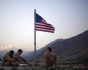 Neppe snarlig løsning av Natos Afghanistan-dilemma
